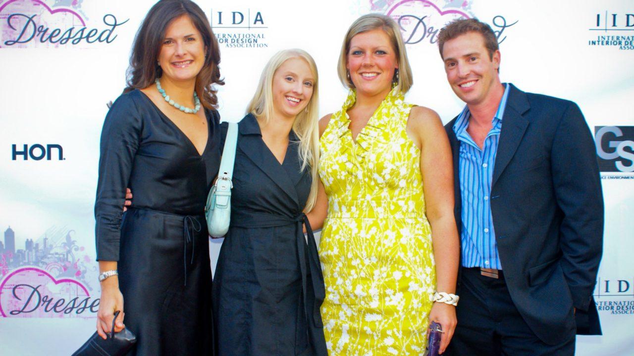 Dressed Fashion Event for IIDA