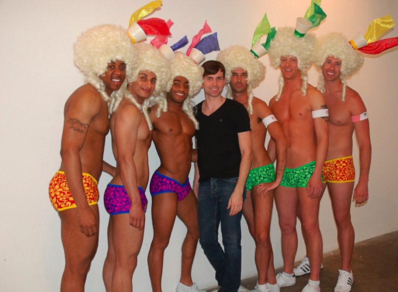 The Big Wig Party