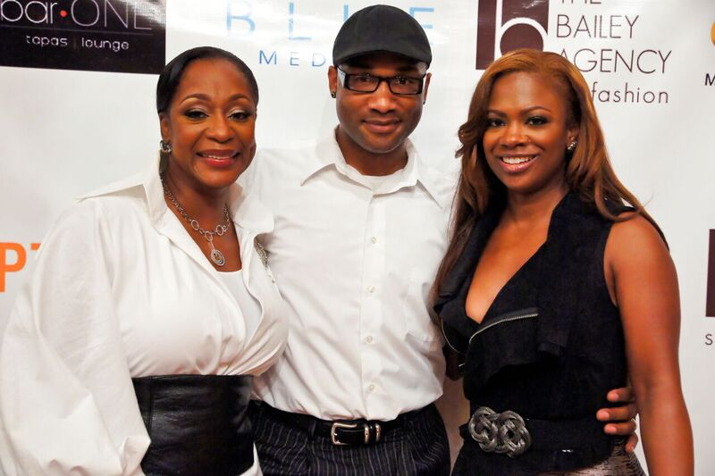 Cynthia Bailey – The Bailey Agency School of Fashion Grand Opening
