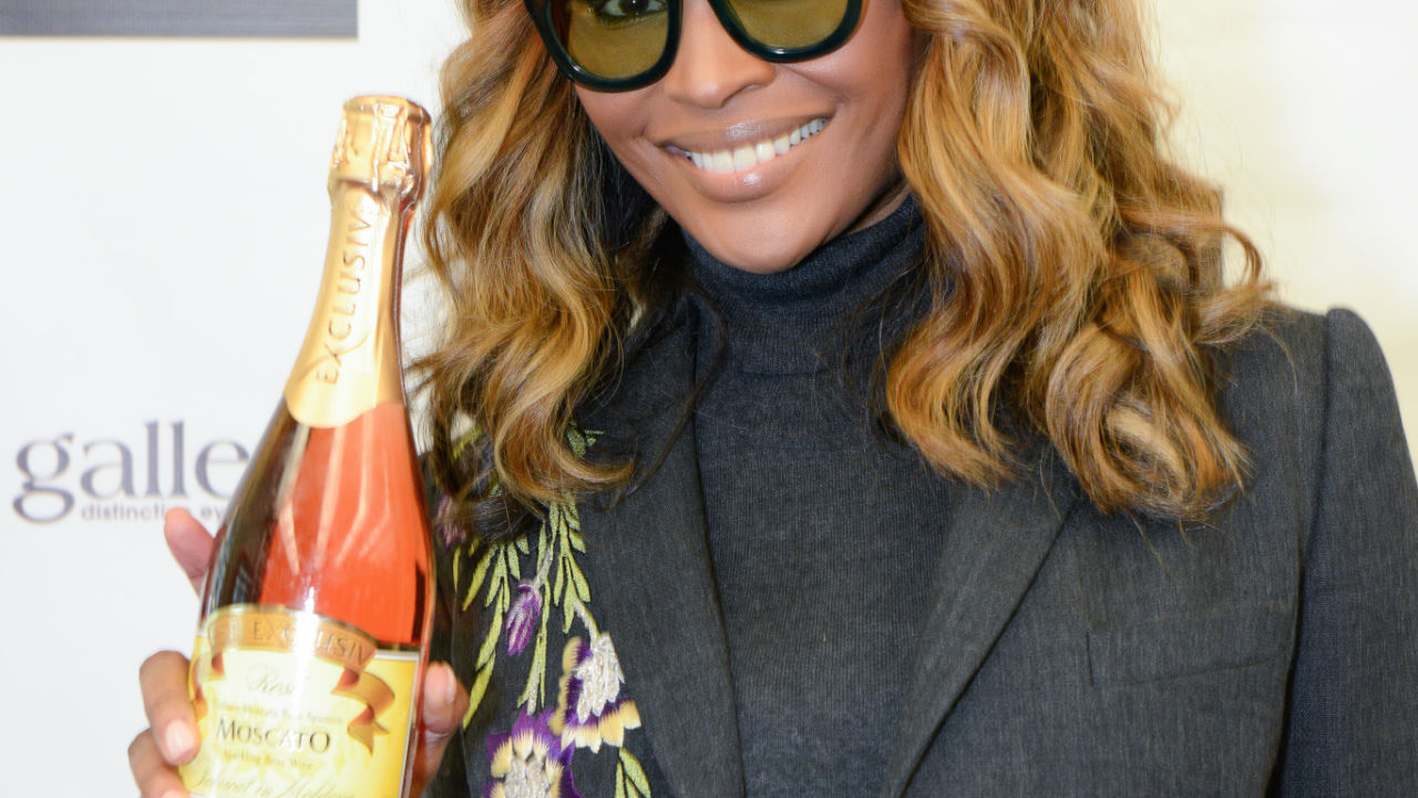 Cynthia Bailey Eyewear Event