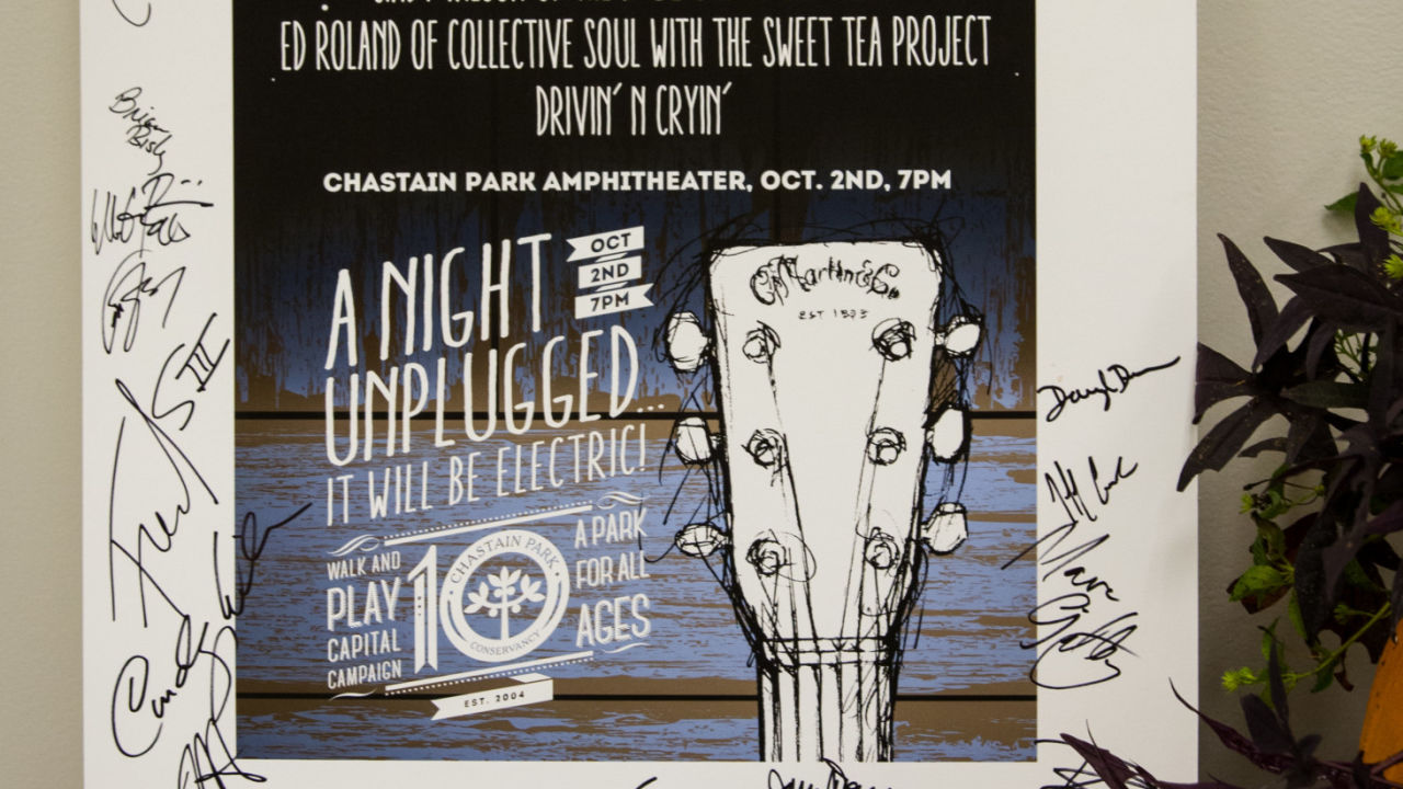 """Chastain Conservancy Concert, """"A Night Unplugged"""""""