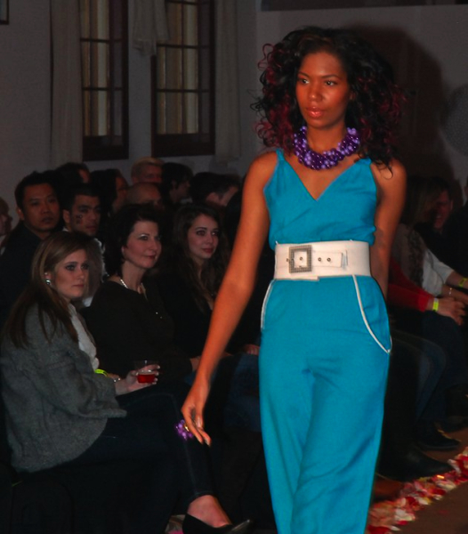 Fashion Aid Runway with Gene Gimono