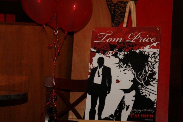 Tom Price's Birthday Celebration