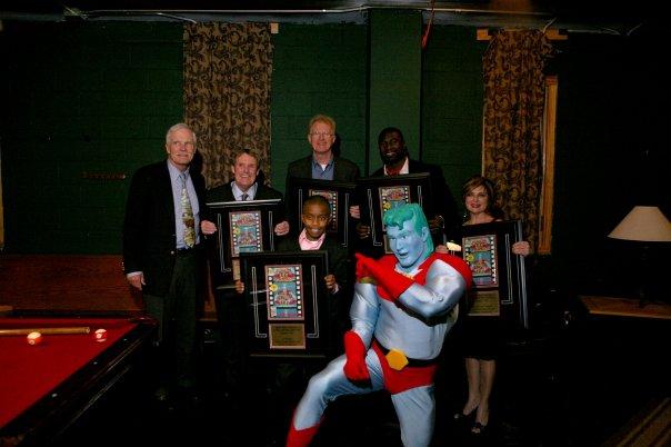 Captain Planet Foundation Event