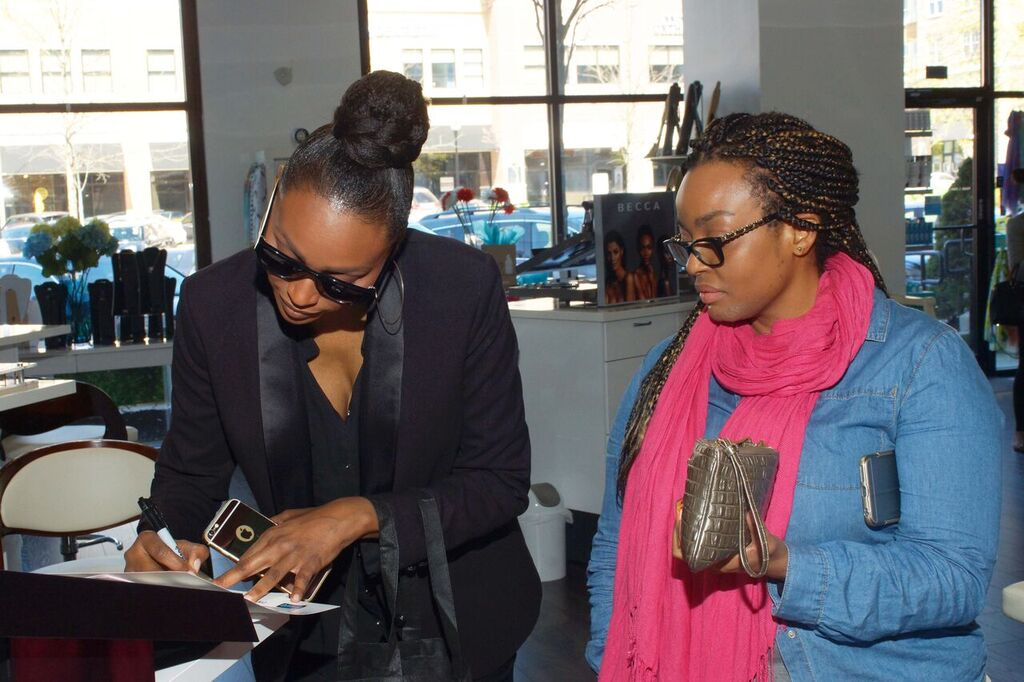 Cynthia Bailey Eyewear Trunk Show at Julian's