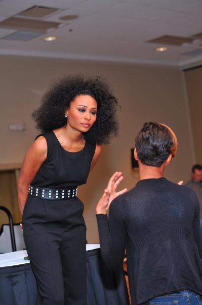 Cynthia Bailey Birmingham Model Search