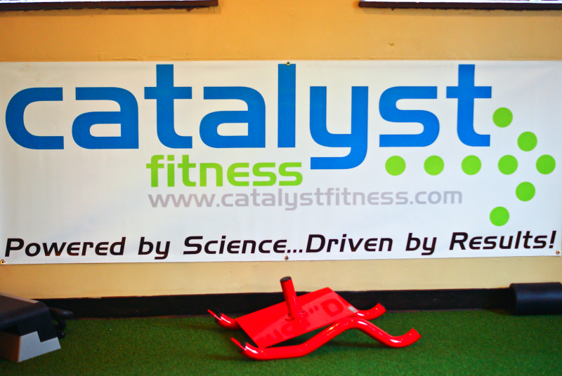 Catalyst Fitness Grand Opening
